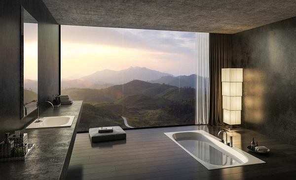 Comment faire une salle de bain de luxe avec un petit budget ...